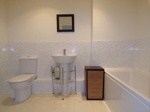 Bathroom of Onyx Crescent, Thurmaston, Leicester, Leicestershire LE4