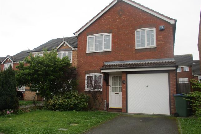 Thumbnail Detached house to rent in Woodruff Way, Walsall