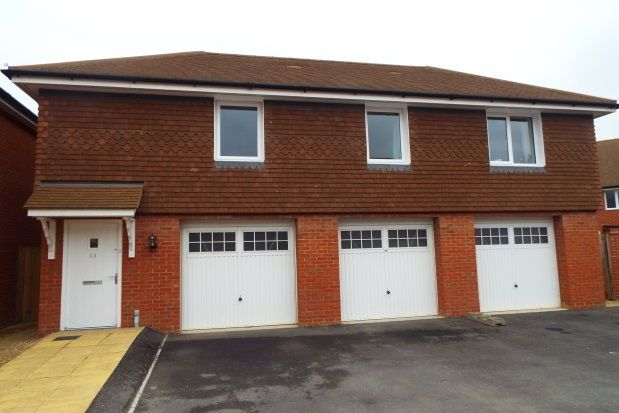 Thumbnail Flat to rent in Foster Way, Romsey
