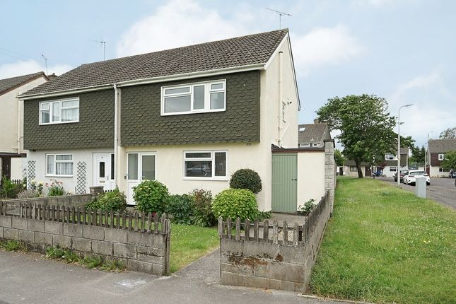 3 bed semi-detached house for sale in Rydal Road, Weston-Super-Mare BS23