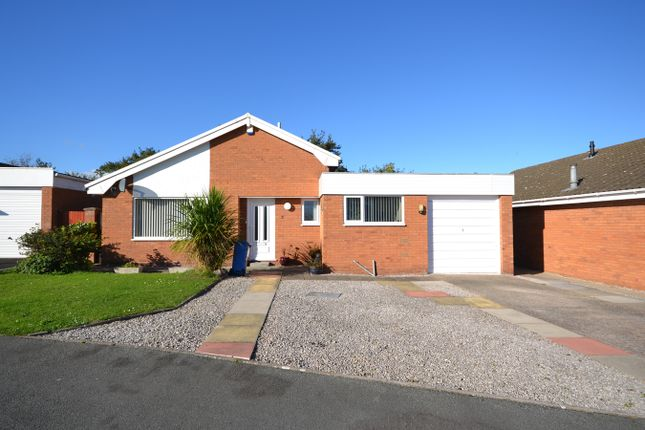 Thumbnail Detached bungalow for sale in Heol Conwy, Abergele