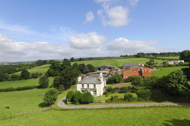 Thumbnail Farm for sale in Tavistock