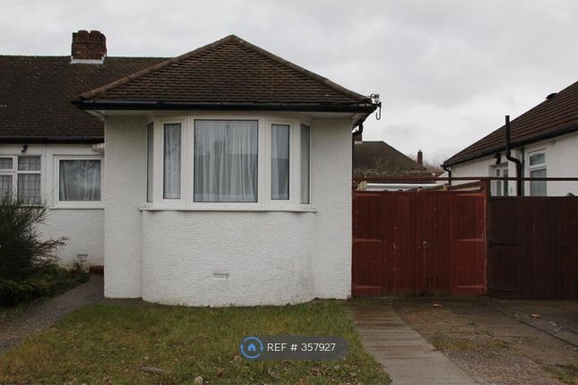 Thumbnail Bungalow to rent in Andover Road, Orpington
