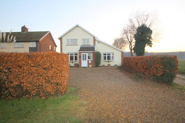 3 bed detached house for sale in Allison Street, Marsham, Norwich