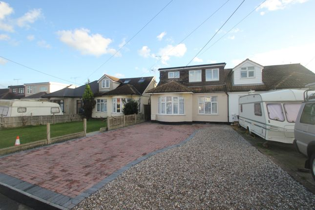 Thumbnail Property for sale in Oxford Road, Ashingdon, Rochford