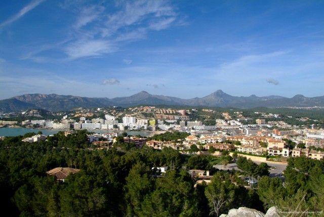 Santa Ponsa View of Spain, Mallorca, Calvià, Santa Ponsa