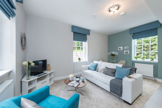 Thumbnail Flat for sale in Plot 28, Taymount House, Taymount Terrace, Perth
