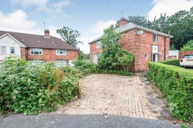 Thumbnail Semi-detached house for sale in Rodbourne Road, Birmingham, West Midlands