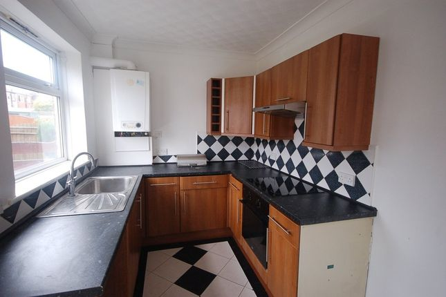Thumbnail Terraced house to rent in Brothers Street, Blackburn