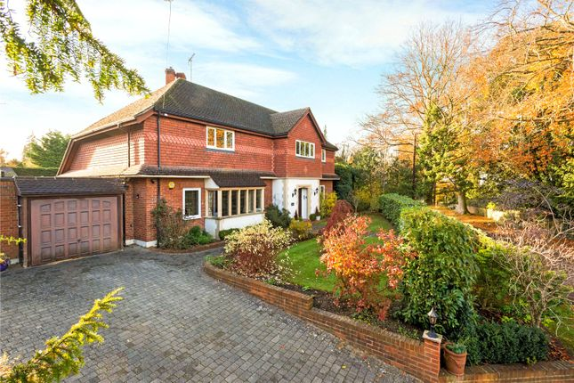 Thumbnail Detached house for sale in Downs Avenue, Epsom, Surrey
