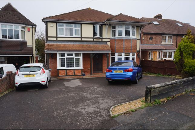 Thumbnail Detached house for sale in The Dale, Waterlooville