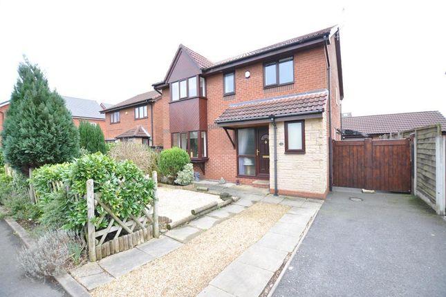 Thumbnail Detached house for sale in Camborne Place, Freckleton, Preston, Lancashire