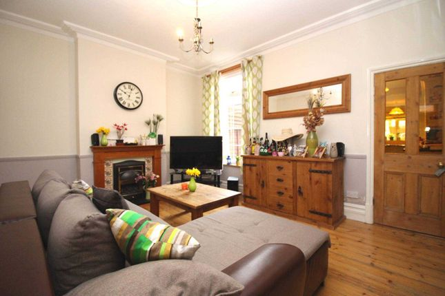 Thumbnail End terrace house for sale in Ivanhoe Street, Leicester