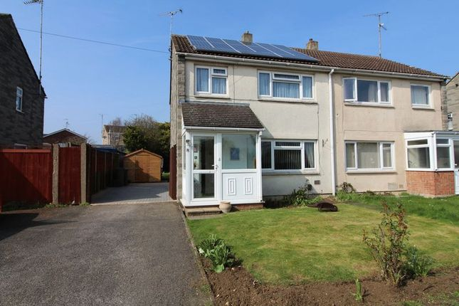 Thumbnail Semi-detached house for sale in Ivinghoe View, Aylesbury