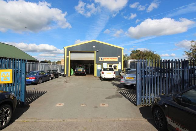 Thumbnail Industrial to let in Maesbury Road Industrial Estate, Oswestry