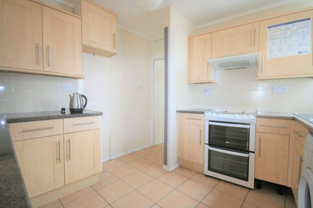 Thumbnail Flat to rent in Pettits Lane North, Rise Park, Romford