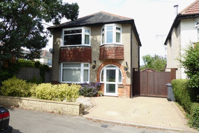Thumbnail Detached house for sale in Warnford Road, Southbourne, Bournemouth