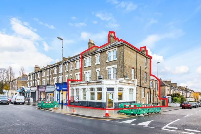 Thumbnail Commercial property for sale in Brockley Road, London