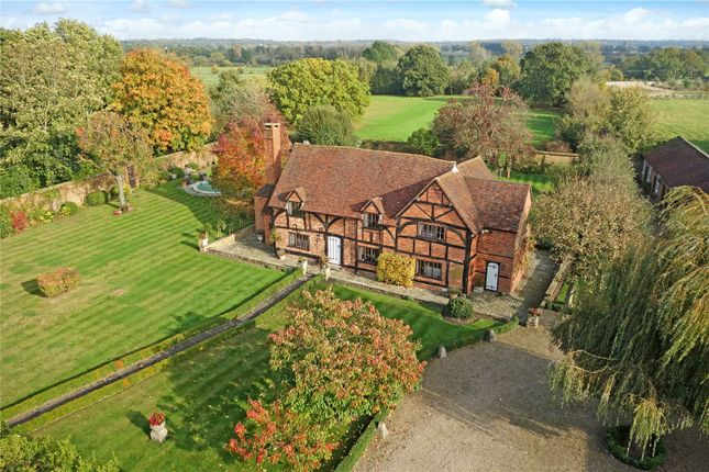 Thumbnail Detached house for sale in Winkfield Street, Winkfield, Windsor, Berkshire
