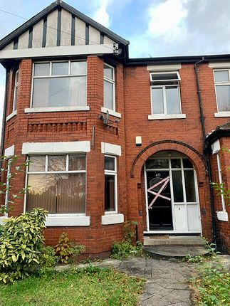 Thumbnail Terraced house to rent in Park Range, Manchester