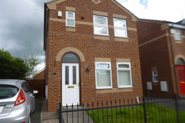 Thumbnail Detached house to rent in Barker Street, Crewe, Cheshire