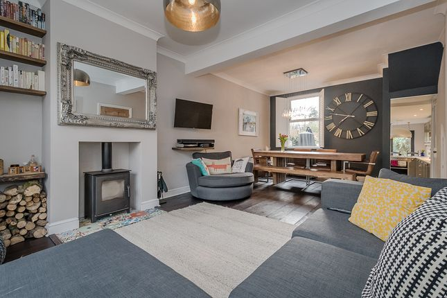 Thumbnail Semi-detached house for sale in Denman Road, London