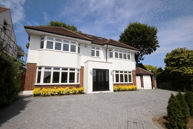 Thumbnail Detached house for sale in Woodridings Avenue, Pinner