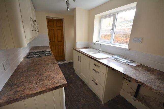 Kitchen of David Terrace, Coronation, Bishop Auckland DL14