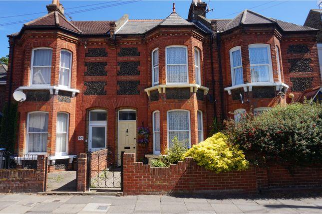 Thumbnail Terraced house for sale in Ellington Road, Ramsgate