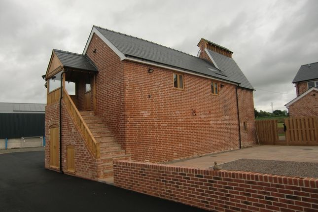 Thumbnail Barn conversion to rent in Oast House, Stone Farm, Felton