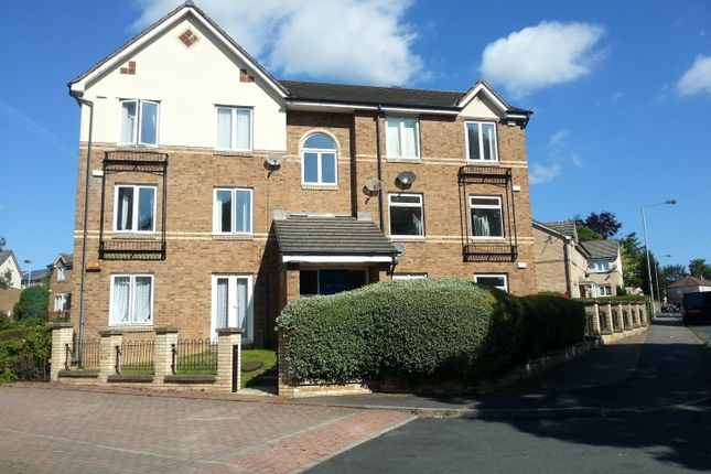 Thumbnail Flat to rent in Ley Top Lane, Allerton, Bradford