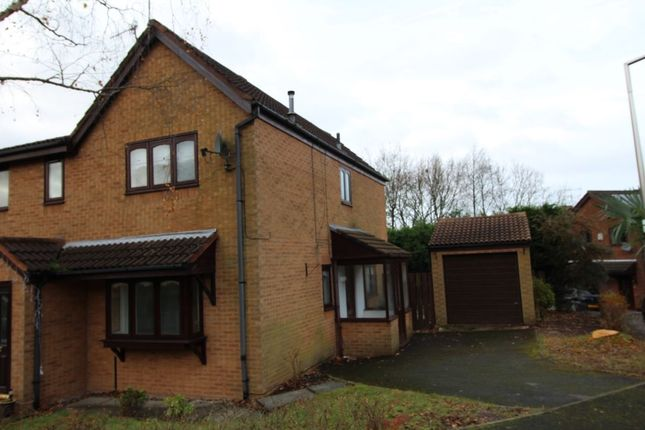 Thumbnail Semi-detached house to rent in Ashwood, Skelmersdale