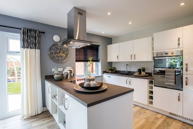 "4 bedroom detached house for sale in ""The Arlington"" at Primrose Drive, Thornbury, Bristol"
