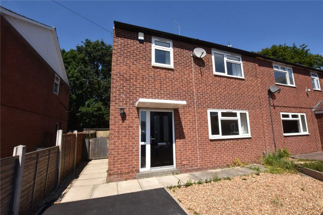 Thumbnail Semi-detached house to rent in Tinshill Mount, Cookridge, Leeds