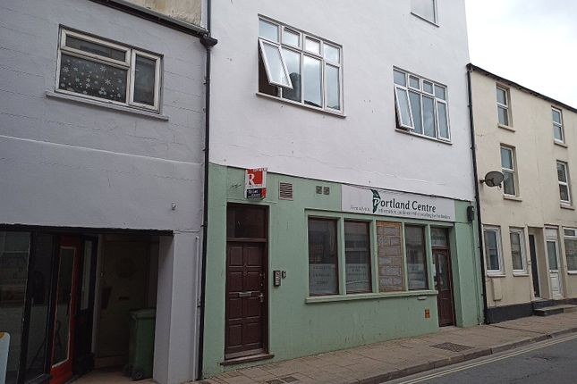 1 bed flat to rent in Fortuneswell, Fortuneswell, Portland DT5