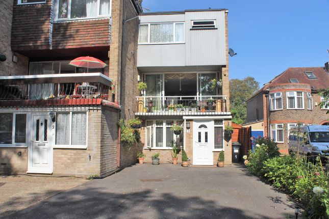 Thumbnail End terrace house for sale in Rampart Gardens, Portsmouth