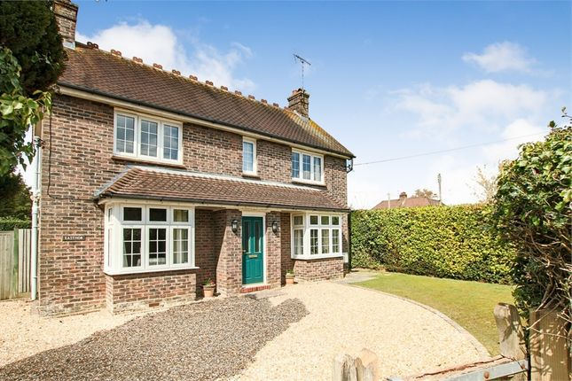 Thumbnail Detached house for sale in Eastnor, Vicarage Road, Crawley Down, West Sussex