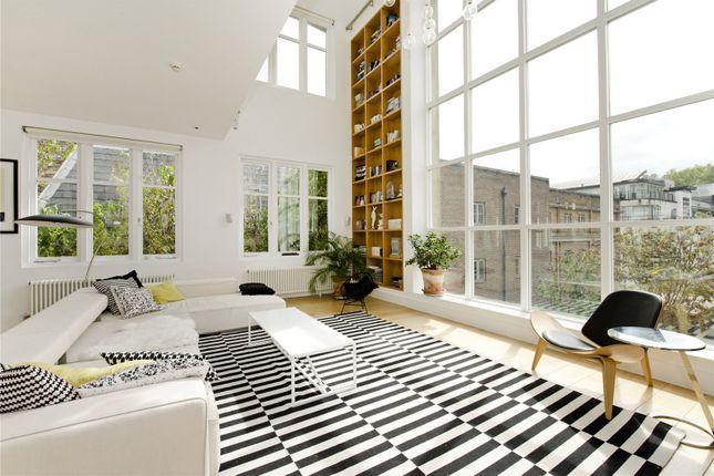 Thumbnail Flat to rent in Gaskin Street, London