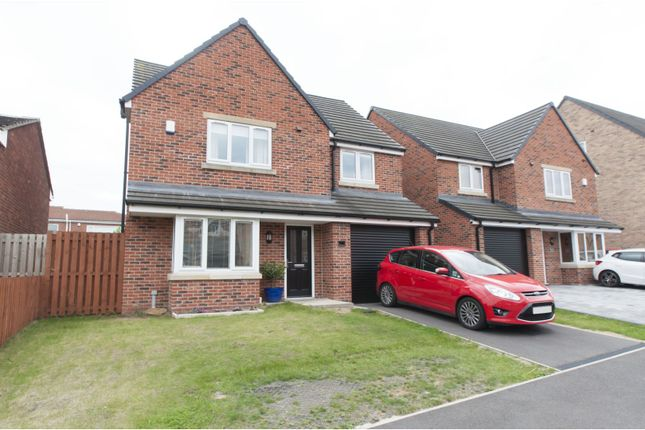 Thumbnail Detached house for sale in Rectory Close, Barnsley