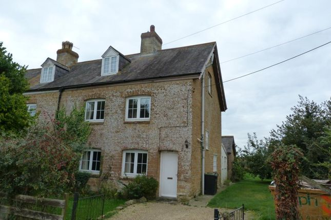 Thumbnail Semi-detached house to rent in Silverlake Cottages, Near Sherborne, Dorset