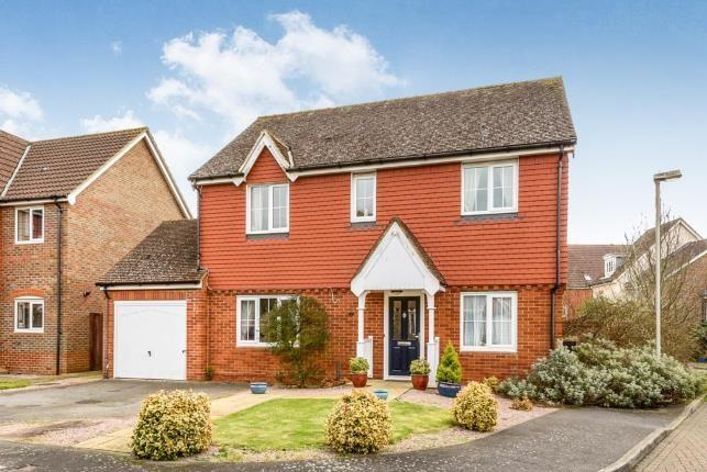 Thumbnail Detached house for sale in Galloway Drive, Kennington, Ashford, Kent