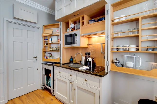 Kitchen of Little Russell Street, London WC1A