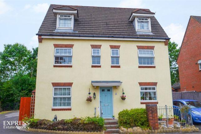 Thumbnail Detached house for sale in Bryn Dryslwyn, Bridgend, Mid Glamorgan
