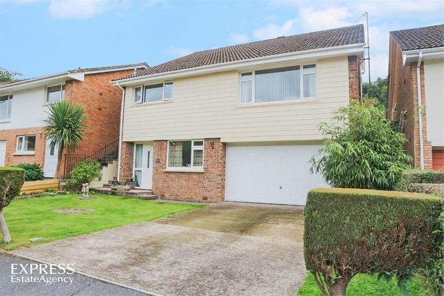 Thumbnail Detached house for sale in Hazel Avenue, Braunton, Devon
