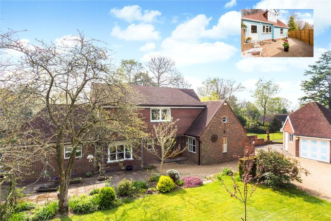 Thumbnail Detached house for sale in Old Lane, Mayfield, East Sussex