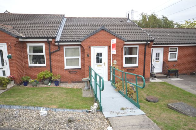 Thumbnail Terraced bungalow for sale in Holly Court, Outwood, Wakefield, West Yorkshire