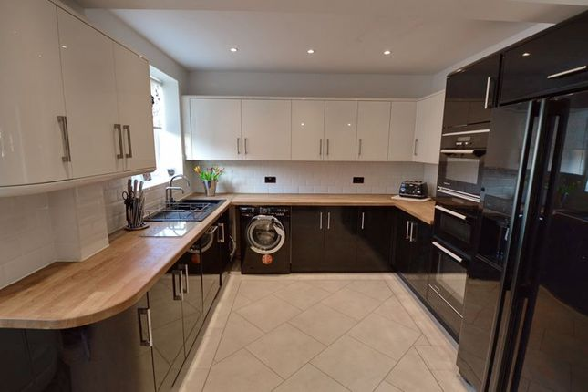 Kitchen of Kenmore Road, Whitefield, Manchester M45