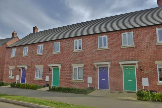 Thumbnail Terraced house to rent in Maresfield Road, Barleythorpe, Oakham
