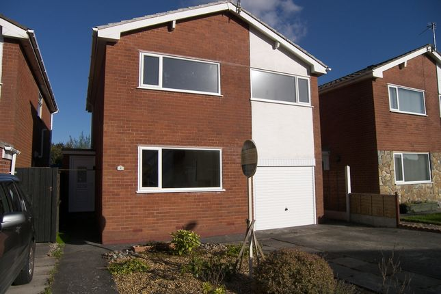 Thumbnail Detached house for sale in Ring Dyke Way, Lytham St. Annes