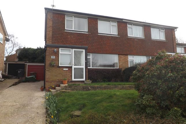 Thumbnail Terraced house to rent in Hollybank Gardens, St Leonards